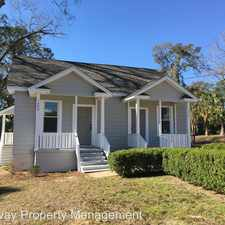 Rental info for 1200 N. Bronough Street in the Tallahassee area