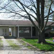 Rental info for 4820 KATHERINE DR in the Devington area