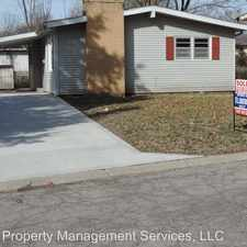 Rental info for 1115 Anderson