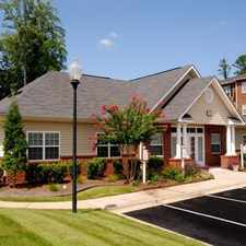 Rental info for Ashbrook Pointe in the Greensboro area