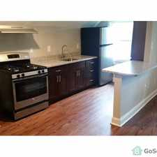 Rental info for Renovated 1BR in the Baltimore area