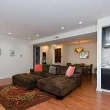 Rental info for 2BD/2BA Remodeled condo with private patio in Los Feliz. No shared walls