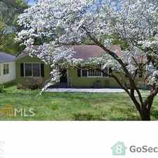 Rental info for Beautiful ranch! Housing vouchers accepted! Call today! in the Browns Mill Park area