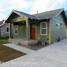 Rental info for 9837 Palm St.