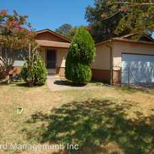 Rental info for 312 S. Amador St.