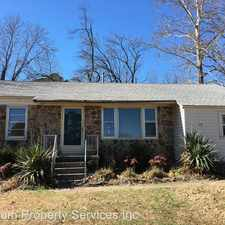 Rental info for 13 ANNA SUE ROAD