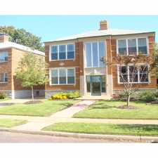 Rental info for 6926 Jamieson Avenue #2ND FLOOR in the St. Louis Hills area