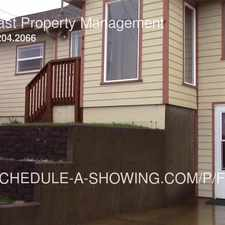 Rental info for 616 NW Lee