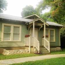 Rental info for 404 W 43rd St. #A in the Austin area