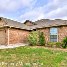 Rental info for 613 Kings Manor in the Oklahoma City area