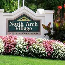 Rental info for North Arch Apartments