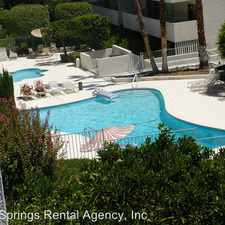 Rental info for 2396 S PALM CYN DR #34