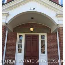 Rental info for 4426 36TH ST S APT B-2 in the McLean area