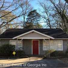 Rental info for 705 Francis Ave. SE