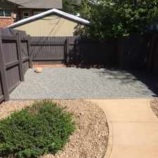 Rental info for 772 30th St. in the Boulder area