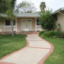 Rental info for 22251 Welby Way in the West Hills area