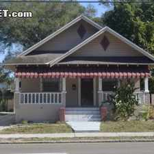 Rental info for $1200 3 bedroom House in Hillsborough (Tampa) Tampa in the Tampa Heights area