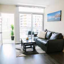 Rental info for Manitoba St & W 1st Ave in the Vancouver area