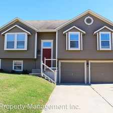 Rental info for 1139 Blue Bird Ln. in the Liberty area