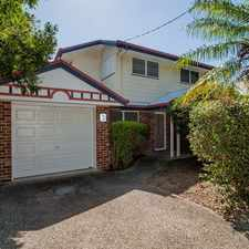 Rental info for Stylish and Spacious townhouse in the Brisbane area