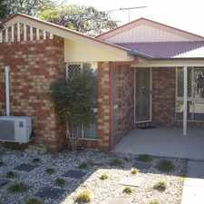 Rental info for WALKING DISTANCE TO TOWN CARPORT + 2 BAY SHED