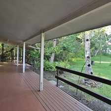 Rental info for AMID THE RAINFOREST, OCEAN-FACING VIEWS in the Cairns area