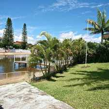 Rental info for Waterfront Home With Jetty And Pool