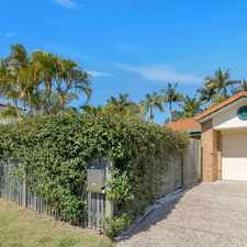 Rental info for CHARMING 3 BEDROOM DUPLEX WITH LOCK UP GARAGE in the Gold Coast area