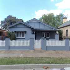 Rental info for NEAT AND TIDY HOME in the Goulburn area