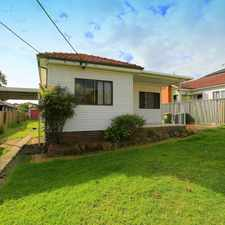 Rental info for 5 Bedroom Home plus 2 Bedroom Self Contained Flat in the Condell Park area