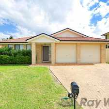 Rental info for Perfect for Family Entertaining in the Hamlyn Terrace area