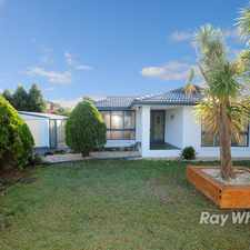 Rental info for Renovated Beauty in the Dandenong North area