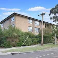 Rental info for WELL LOCATED 2 BEDROOM APARTMENT IN A FANTASTIC LOCATION in the Melbourne area