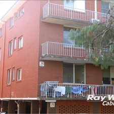 Rental info for CLOSE TO SHOPS in the Canley Vale area
