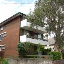 Rental info for Large 2 Bedroom Apartment - Application TAKEN in the Sydney area