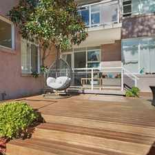 Rental info for House Style Courtyard Apartment