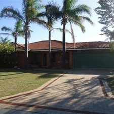 Rental info for GREAT FAMILY HOME!
