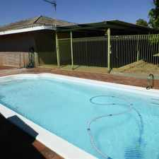 Rental info for Brick spacious home with huge patio and pool near town!