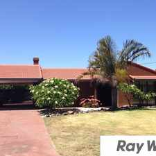 Rental info for FABULOUS LOCATION CLOSE TO BEACH - PETS CONSIDERED in the Withers area