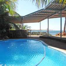 Rental info for THE BEST VIEW IN HEDLAND!!!!! Approved Application