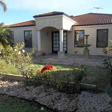 Rental info for STUNNING 4x2 HOME WITH POOL & LAWNMOWING INCLUDED!!