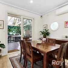 Rental info for CONVENIENTLY LOCATED, EASY LIVING 3 BEDROOM HOUSE in the Mount Waverley area