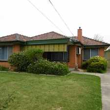 Rental info for WELL PRESENTED 3 BEDROOM HOME! in the Thomastown area