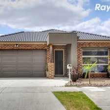 Rental info for STUNNING STREET APPEAL WITH LOW MAINTENANCE LIVING!