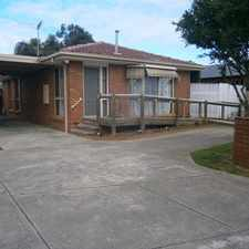 Rental info for A warm welcome to this freshly updated unit in the Melbourne area