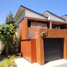 Rental info for Modern and secure townhouse in a great location