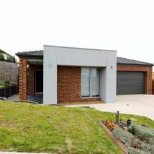 Rental info for Stylish and Smart Family Living in the Highton area