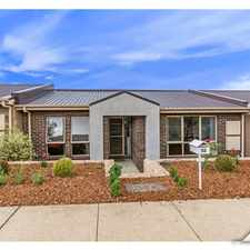 Rental info for Bonner Home - UNDER APPLICATION!!! in the Canberra area