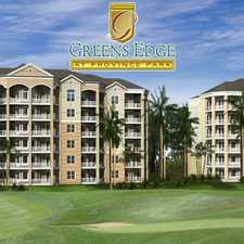Rental info for Greens Edge at Province Park