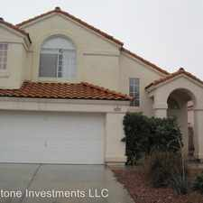 Rental info for 10005 Biscayne Lane in the Las Vegas area